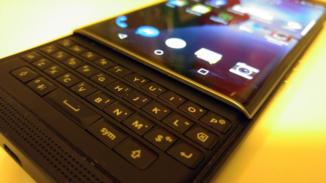 Blackberry Priv: A Strong, if imperfect return to themainstream